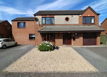 Thumbnail 5 bed detached house for sale in The Hawthorns, Gretna, Dumfries & Galloway