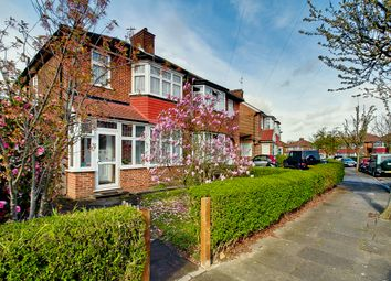 3 bed semi-detached house for sale in Oakwood Crescent, Greenford UB6