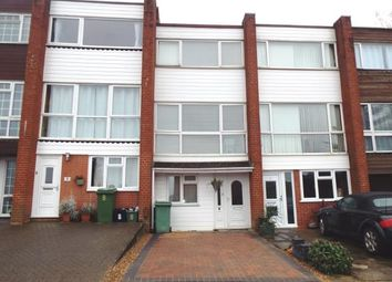 Thumbnail 3 bed terraced house for sale in Merryhills Close, Biggin Hill, Westerham, Kent