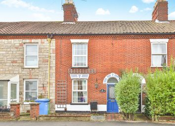 Thumbnail 1 bed terraced house for sale in Waterloo Road, Norwich