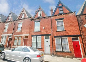 Thumbnail 4 bed terraced house to rent in Gordon Terrace, Meanwood, Leeds
