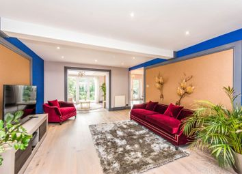 Thumbnail 4 bed detached house for sale in Keswick Avenue, London