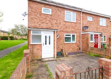 Thumbnail 3 bed end terrace house to rent in Pershore Road, Basingstoke