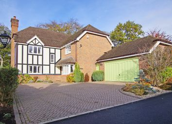 Thumbnail 5 bed detached house for sale in The Hollies, Barnt Green