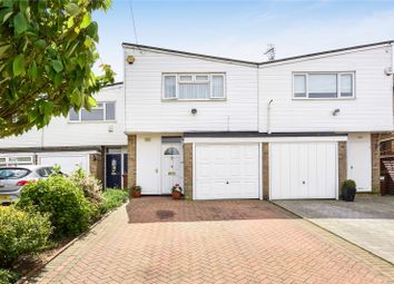 Thumbnail 3 bed terraced house for sale in Gordon Avenue, Stanmore, Middlesex