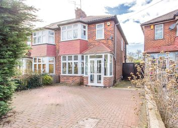 Thumbnail 3 bedroom semi-detached house for sale in Cleveland Gardens, London