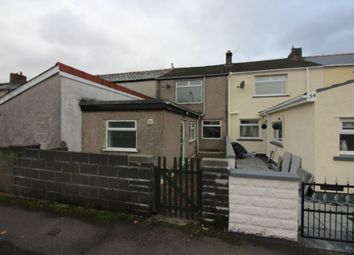 Thumbnail 2 bed terraced house to rent in Vale Terrace, Tredegar