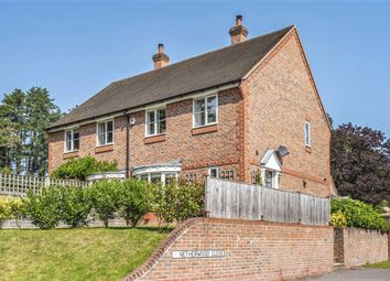 Thumbnail 3 bed semi-detached house for sale in Netherwood Close, Midhurst, West Sussex
