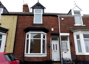 Thumbnail 2 bed terraced house for sale in Hutton Street, Sunderland