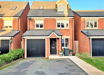 Thumbnail 4 bed detached house to rent in Millstone Court, Burscough