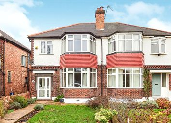 Thumbnail 3 bed semi-detached house for sale in Sixth Cross Road, Twickenham