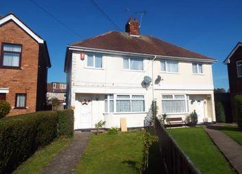 Thumbnail 3 bedroom semi-detached house for sale in Quilletts Close, Courthouse Green, Coventry, West Midlands