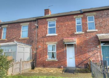 Thumbnail 2 bed terraced house for sale in Beaumont Terrace, Westerhope, Newcastle Upon Tyne