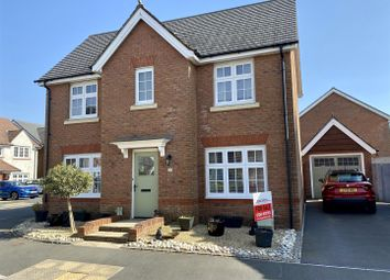 Thumbnail 4 bed detached house for sale in Clos Maes Rhedyn, Gorslas, Llanelli