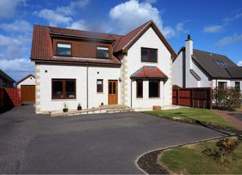 Thumbnail 5 bed detached house for sale in Woodside Farm Drive, Inverness