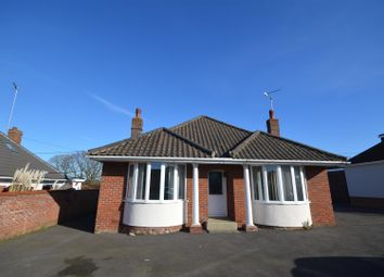 Thumbnail 3 bed detached bungalow for sale in Norwich Road, New Costessey, Norwich