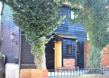 Thumbnail 1 bed detached house for sale in Chequers Lane, Dunmow