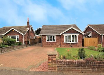 Thumbnail 4 bed detached bungalow for sale in Broadwheel Road, Helpston, Peterborough