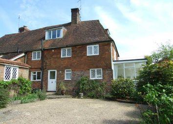 Thumbnail 3 bed end terrace house for sale in Higham, Salehurst, Robertsbridge, East Sussex