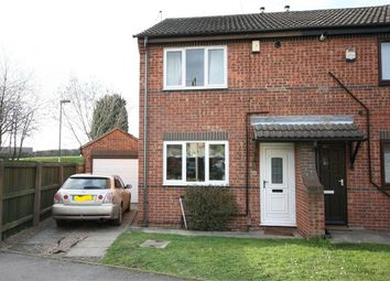 2 bed semi-detached house to rent in Britannia Avenue, Basford, Nottingham NG6