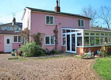 Thumbnail 3 bed detached house for sale in Regent Street, Stowmarket