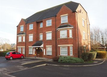 Thumbnail 2 bed flat for sale in Hercules Drive, Newark