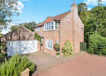 Thumbnail 4 bed detached house for sale in Maple House Wetherby Road, Rufforth, York
