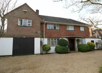 Thumbnail 4 bedroom detached house to rent in Kippington Road, Sevenoaks