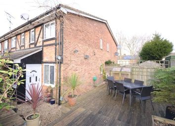 Thumbnail 1 bed end terrace house for sale in St. Nicholas Court, South Ham, Basingstoke
