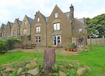 Thumbnail 4 bed terraced house for sale in Wilshaw Road, Meltham, Holmfirth