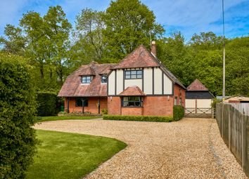 4 bed detached house for sale in Telegraph Lane, Four Marks, Hampshire GU34