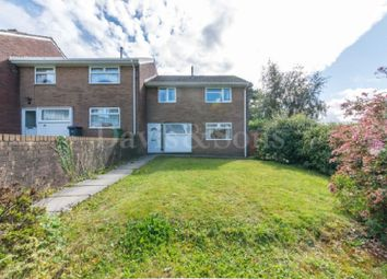 Thumbnail 3 bed end terrace house for sale in Hazel Walk, Croesyceiliog, Cwmbran, Torfaen.