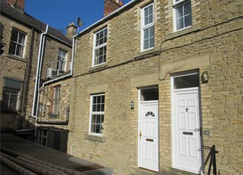 Thumbnail 1 bed terraced house for sale in Jubilee Buildings, Hexham, Northumberland.