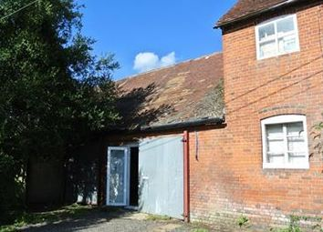 Thumbnail Light industrial to let in Unit 5 White House Farm, Reading Road, Hook, Hampshire