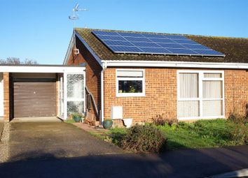 Thumbnail 2 bed bungalow for sale in Squires Road, Marston Moretaine, Bedford