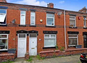 Thumbnail 2 bed terraced house for sale in Birks Street, Stoke, Stoke-On-Trent