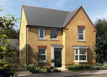 "Thumbnail 4 bed detached house for sale in ""Holden"" at Laurels Road, Offenham, Evesham"