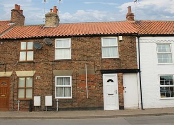 Thumbnail 3 bed cottage for sale in Main Street, North Frodingham, Driffield, East Riding Of Yorkshire