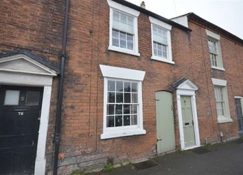 Thumbnail 3 bed terraced house for sale in Newcastle Road, Stone
