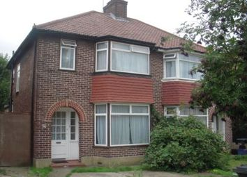Thumbnail 4 bed terraced house to rent in Cleveland Gardens, Golders Green