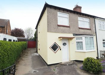 Thumbnail 3 bed semi-detached house for sale in Huthwaite Road, Sutton-In-Ashfield, Nottinghamshire