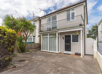 Thumbnail 3 bed detached house for sale in Wroxham Road, Poole, Dorset