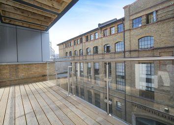 Thumbnail 2 bedroom flat for sale in Alpha House, Tyssen Street, London