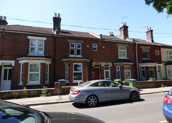 Thumbnail 3 bed terraced house to rent in Wordsworth Road, Southampton