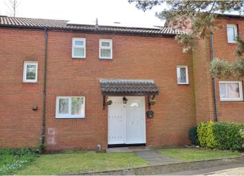Thumbnail 2 bed terraced house for sale in Archangel Square, Northampton