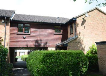 Thumbnail 1 bed maisonette to rent in Wellesley Close, Ash Vale, Aldershot