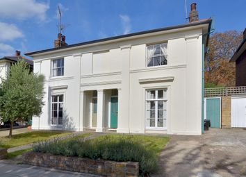 Thumbnail 3 bed semi-detached house to rent in Ravenscourt Gardens, London