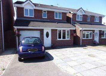 Thumbnail 4 bedroom detached house for sale in Little Meadow, Bradley Stoke, Bristol