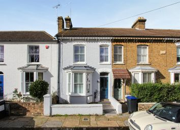 Thumbnail Terraced house for sale in Clifton Road, Whitstable