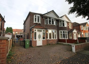 Thumbnail 3 bed semi-detached house to rent in Guildford Road, Urmston, Manchester